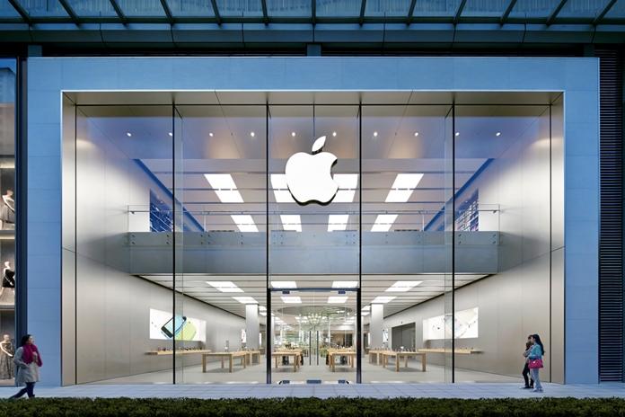 苹果旗舰店_上海苹果旗舰店 -上海环贸IAPM AppleStore - 苹果售后维修网