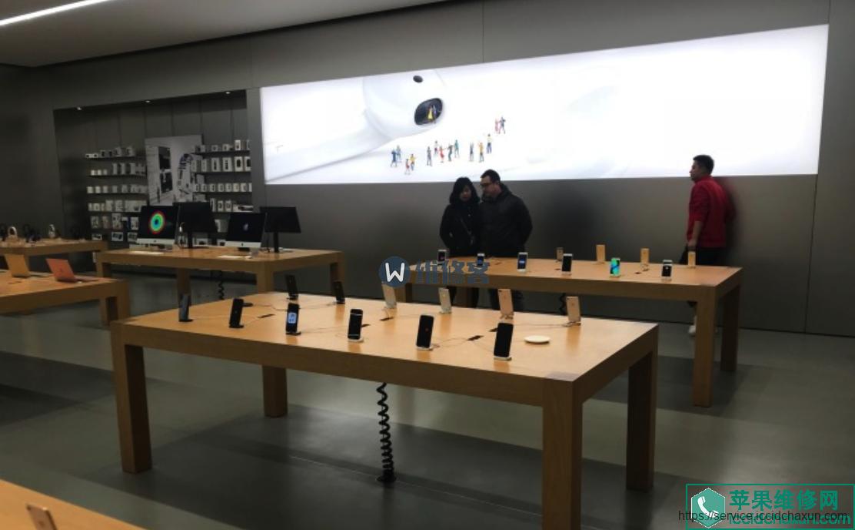 苹果授权店和苹果直营店内设施环境的区别