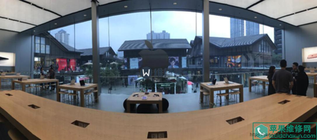 苹果直营店介绍之四川成都太古里APPLE STORE