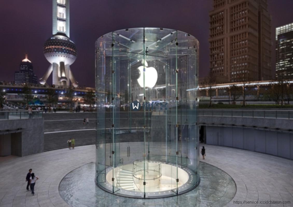 2018年中国国内的苹果直营店数量与地址