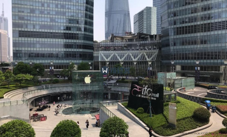 上海浦东苹果直营店地址