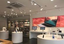 保定苹果维修点:神州通讯(涿州店)图片