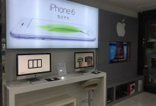 保定容城县苹果售后服务点:恒通通讯图片