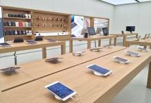 苹果直营店介绍之天津大悦城Apple Store苹果旗舰店-手机维修网