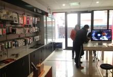 枣庄市中区苹果维修点:亿维图片
