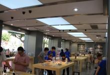 吕梁苹果售后服务点:讯捷通讯(孝义店)图片