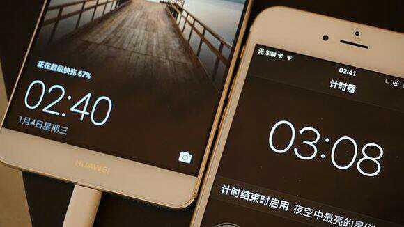 上海华为售后教你如何使用华为Mate 9超级快充-手机维修网