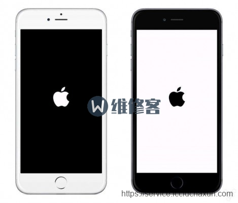 北京苹果售后为你解析苹果手机出现白苹果的正确解决方法