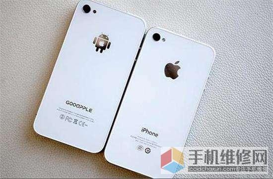 如何区分山寨苹果手机?山寨版苹果手机如何刷机?东莞苹果维修点为你解答-手机维修网