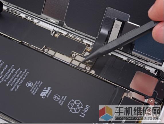 手机维修自学教程之iPhone 8 plus 换电池图文教程