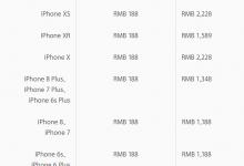 苹果手机屏幕维修的水很深?iphone屏幕维修注意点-手机维修网