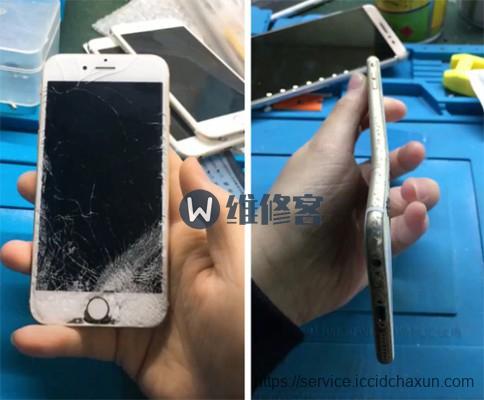 深圳苹果维修为你解析iphone7p换屏多少钱