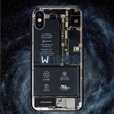 上海手机维修告诉你iPhoneX手机换电池多少钱_原装电池与其他品牌的差别