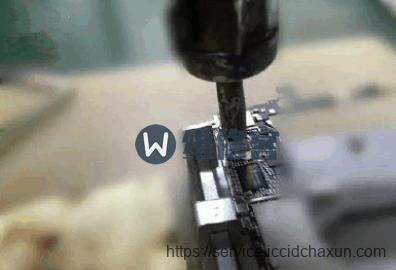 深圳手机维修告诉你iPhone 6plus屏幕闪白条的原因与解决方法