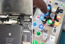 重庆苹果手机home键坏了失灵维修价格表-手机维修网