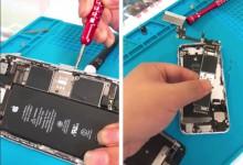 重庆苹果手机主板是否漏电的判别方法以及相关维修费用-手机维修网