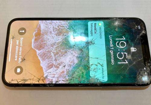 无锡苹果维修点告诉你苹果x屏幕碎了,苹果x换个屏幕多少钱?-手机维修网