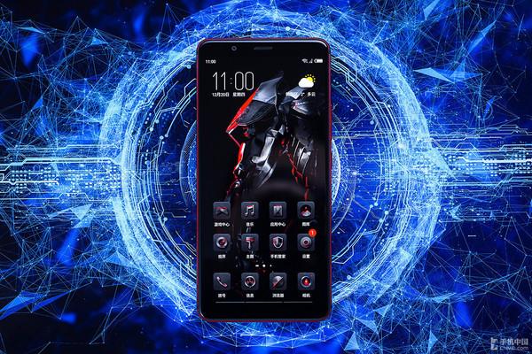 红魔3手机厚度更薄电池更大且内置风扇不会影响电池续航-手机维修网