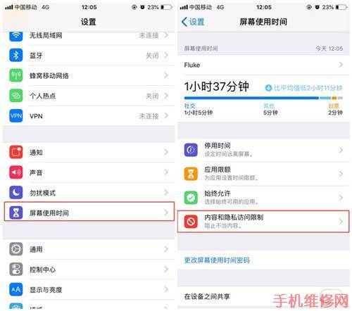 iPhone XS/Max怎么隐藏应用程序?成都苹果维修点分享苹果IOS12桌面图标隐藏方法