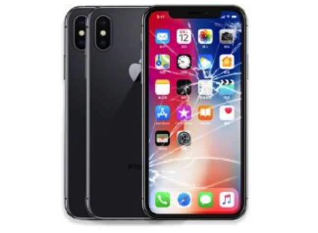 苹果手机iPhone屏碎了但显示正常怎么办?