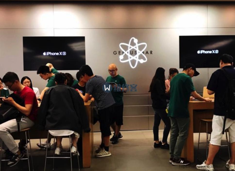 去苹果授权经销商维修换机可以吗?