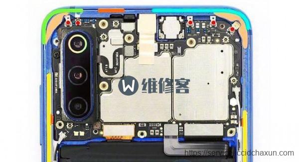 昆明手机维修告诉你小米9换屏幕多少钱?