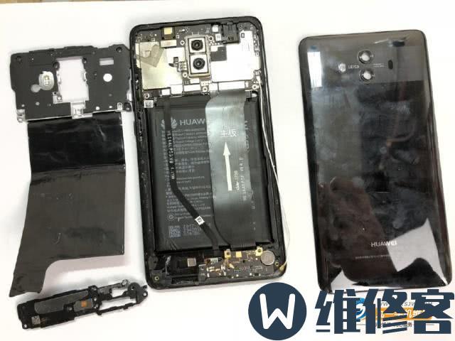 华为Mate10手机碎屏怎么办?天津华为维修点分享Mate10换屏攻略