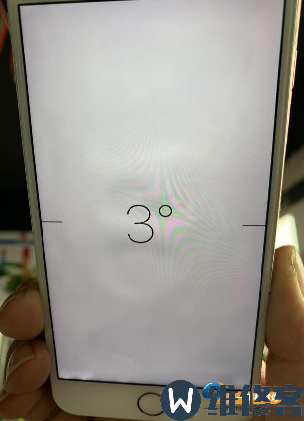 iPhone8手机进水以后屏幕有水印怎么办?南京苹果维修点教你轻松解决-手机维修网