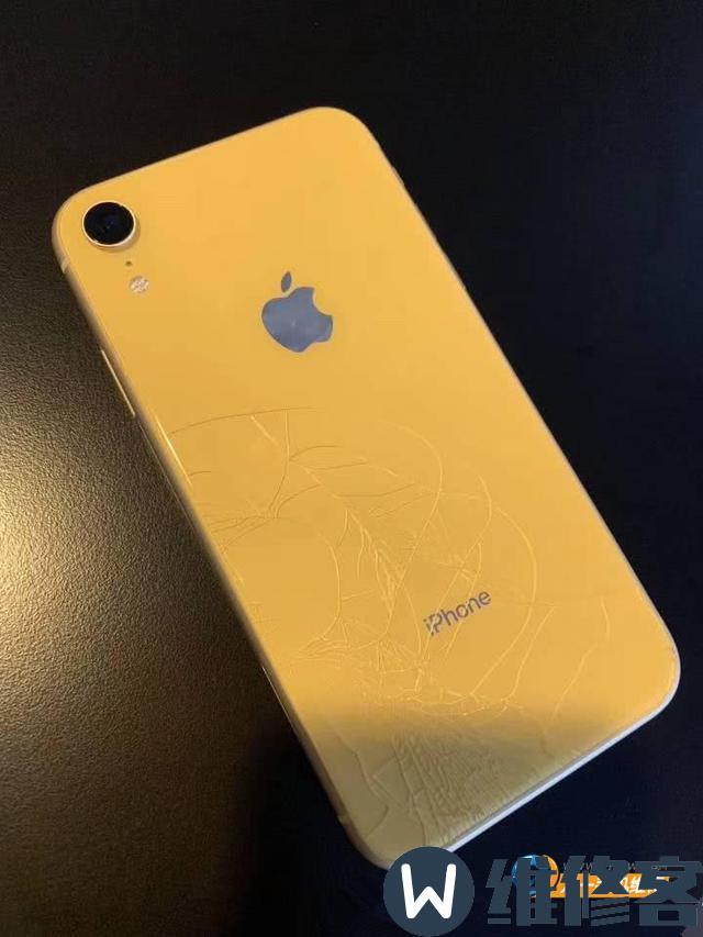 天津苹果维修点解答iPhone XR售后更换屏幕总成和后盖维修价格-手机维修网