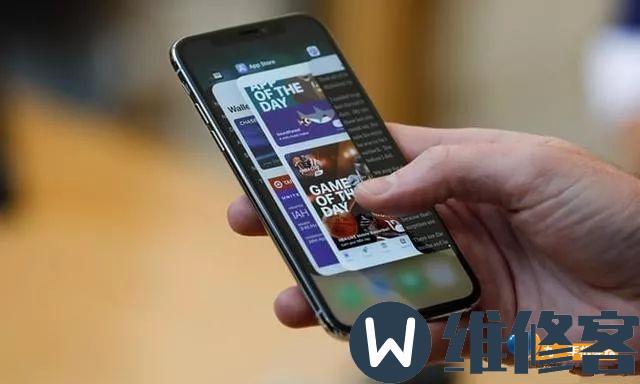 成都苹果维修点告诉你iPhone X手机卡顿、反应慢是怎么回事?