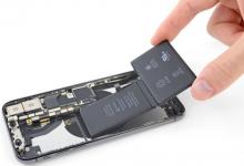 长沙iPhone维修点分享iPhone X手机换电池维修流程-手机维修网