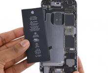 南京苹果手机维修点分享苹果iPhone6S换电池维修流程-手机维修网