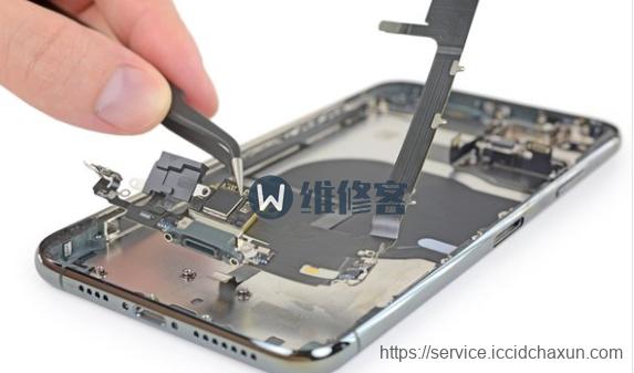 成都iPhone维修点解析iPhone 11 Pro Max换电池维修步骤