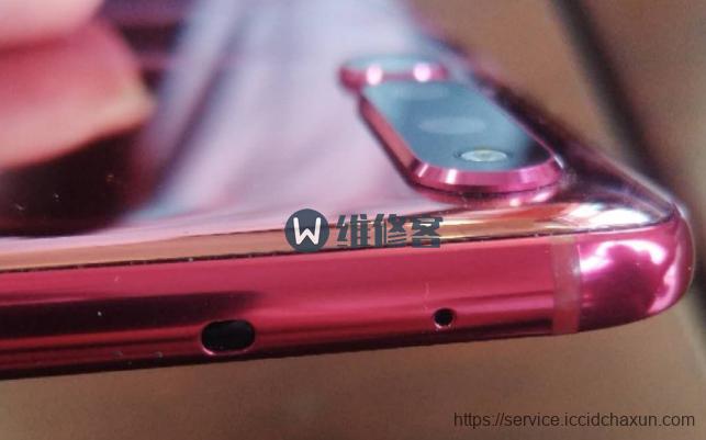 济南华为P20pro手机摄像头进灰、后盖缝隙较大解决方法