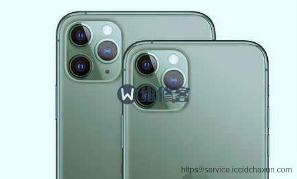 郑州iphone 11Pro拍照出现绿屏到底是硬件问题还是软件问题?