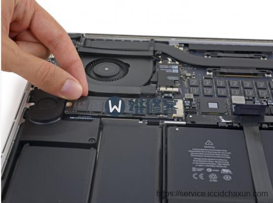 深圳苹果电脑维修分享MacBook Pro 15固态硬盘更换图文教程