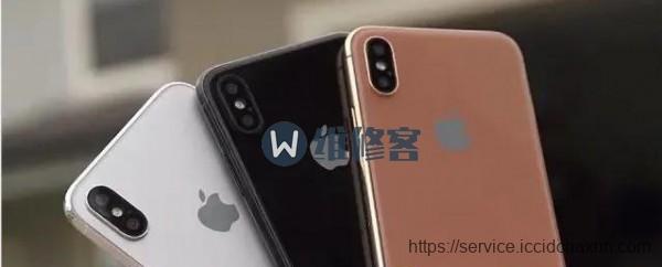 杭州苹果维修点为你解析如何更换iPhoneX后盖