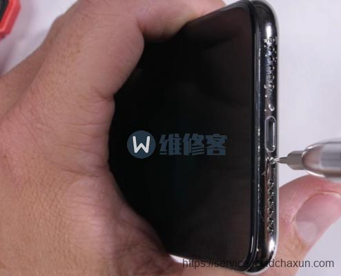 图文详解iPhone X维修更换电池:iphoneX如何更换新电池