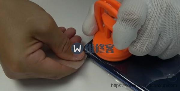 北京手机维修告诉你小米MIX3怎么拆机与屏幕维修报价