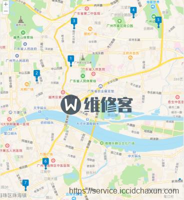 2019年广州苹果授权经销商一览表