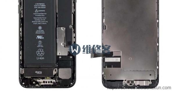 南京苹果手机iphone7plus更换屏幕经历分享