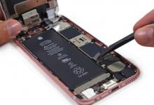 iphone手机换电池用品胜电池和苹果原装电池一样吗?-手机维修网