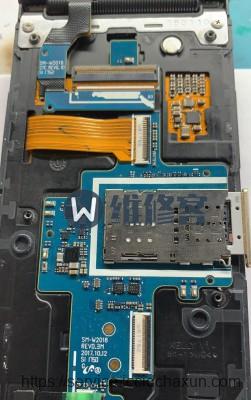 i上海手机维修告诉你三星手机进水没有信号怎么办?