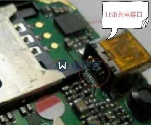 北京手机维修点告诉你手机充电接口坏了怎么办?