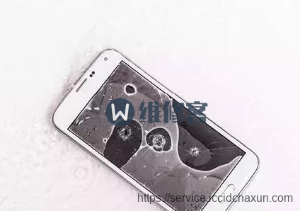 北京手机维修告诉你手机进水开不了机怎么办?