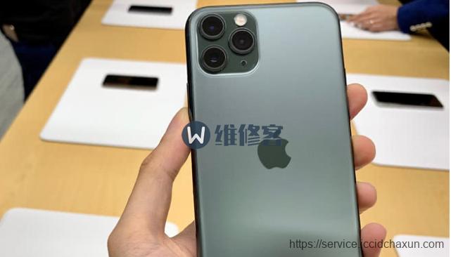 天津iPhone维修告诉你iPhone 11手机拍照不清晰是这么回事