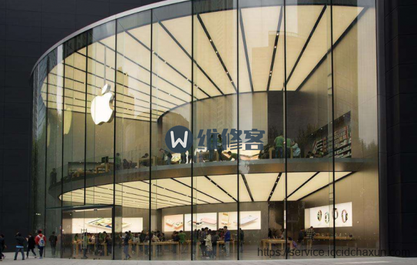苹果直营店介绍之AppleStore苏州中心店