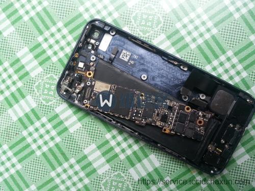杭州维修小哥教你几个方法辨别iPhoneX手机主板是否损坏