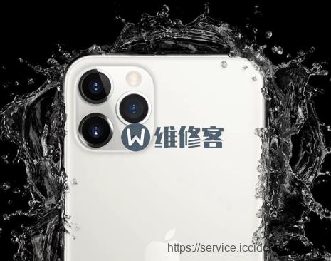 南京苹果维修教你iPhone 11 Pro Max手机进水这么做